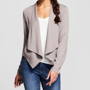 Knox Rose Open Front Jacket